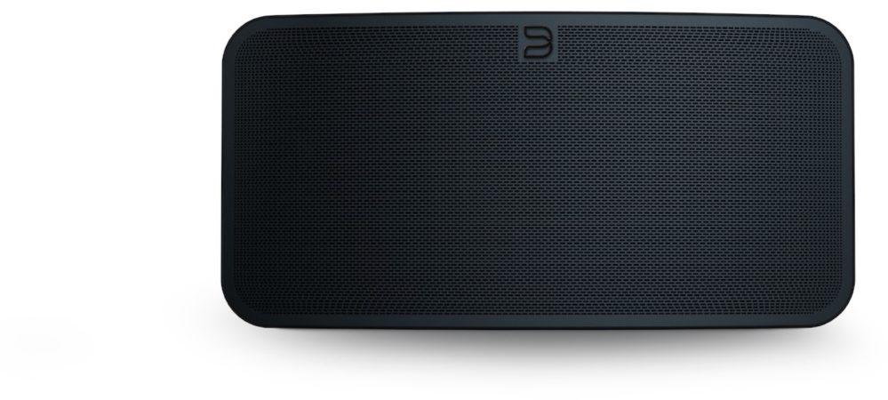 """Afbeelding van """"Bluesound """" Bluesound Pulse Mini 2i - Draadloze Hifi Speakers - Zwart"""
