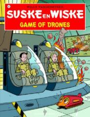 Ons Magazijn Suske en Wiske 337 - Game of drones