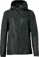 Clique Basic rain jacket zwart xs/s