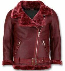 Rode DesignX Z-design Lammy Jas Dames – Bordeaux - Maat: XL