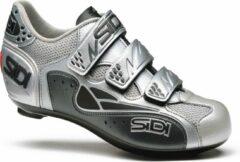 Zilveren Sidi Iron STEEL SILVER Maat 41.5