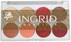 "INGRID Cosmetics ""BALI"" Hibiscus Eyeshadow Palette"