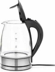 Transparante YILTEX – Waterkoker – 1.7 liter – Glas – RVS – LED verlichting – Waterkokers