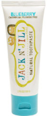 Jack N Jill Natural tootpaste blueberry 50 Gram