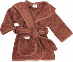Funnies badjas copper | funnies badjas | badjas 1-2 jaar | 100% zuivere katoen, badstof | baby | na het zwemmen | na het douchen