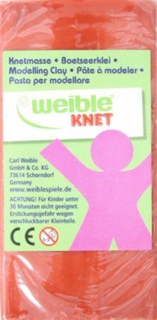 Afbeelding van Engelhart Weible Knet Fantasie Klei Blokvorm Terracotta - 250 Gram