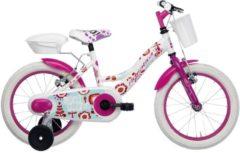 16 Zoll Mädchen Fahrrad Adriatica Girl Adriatica weiß