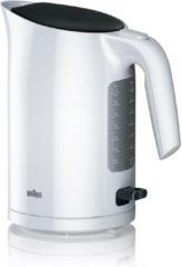 Braun WK3100 PurEase Waterkoker 1.7L 2200W Zwart/Wit