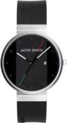 Zilveren Jacob Jensen watches herenhorloge New 732