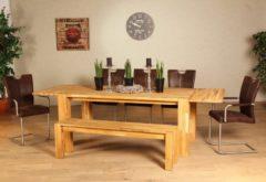 Premium collection by Home affaire Ansteckplatten (2-tlg.) passend zu Tisch »Big Oak«
