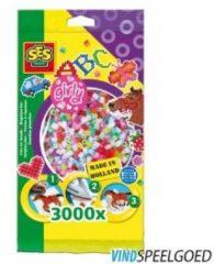 SES Creative 00777 kunst- & knutselset voor kinderen Kids' bead set 3000 stuk(s)