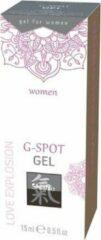 Shiatsu Stimulerende G-Spot Gel | Uitstellen klaarkomen | Penis Enlargers | Erectiemiddel | Libido Verhogend | Erotische | Man | Vrouw | Heren | Dames