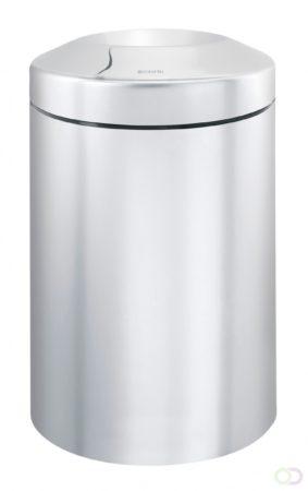 Afbeelding van Brabantia Prullenbak 15 liter met vlamdover, RWTÜV certificaat, Matt Steel