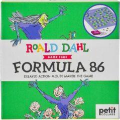 Petit Collage Bordspel Formula 86 Witches Papier/karton Paars