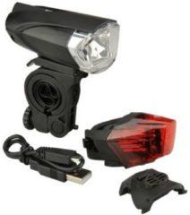 FISCHER Batterie LED/USB-BeleuchtungsSet 35L
