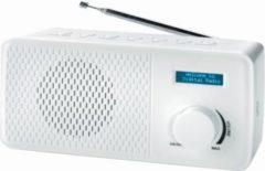 DENVER DAB-41WHITE - tragbares DAB-Radio