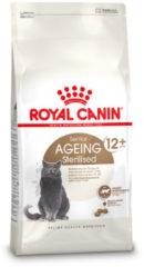 Royal Canin Fhn Sterilised 12plus - Kattenvoer - 400 g - Kattenvoer