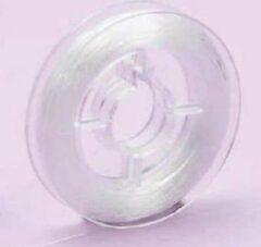 Transparante Hobby & Crafting Fun 12063-6310 Coloured Nylon Thread. Clear. 0.5mm x 20m/reel + blister