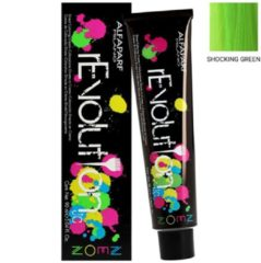 Alfaparf Milano Alfaparf - Color - rEvolution Neon - Shocking groen - 90 ml