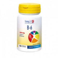 Longlife B-6 vitamina 100 compresse