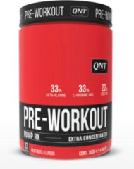 QNT Sports Nutrition QNT Pre Workout Pump RX (300gr, smaak: rode vruchten)