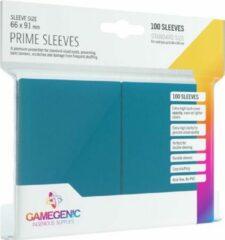 Blauwe Gamegenic Prime Sleeves Blue (100)