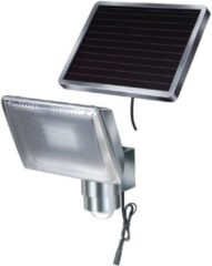 Zilveren Brennenstuhl SOL 80 ALU IP44 Outdoor wall lighting Aluminium 0,5 W LED