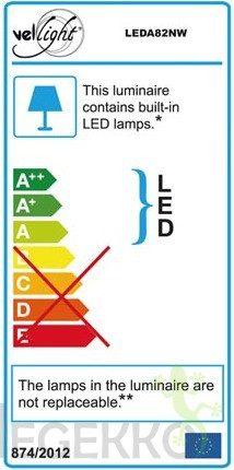 Afbeelding van Perel LED-PLAFONDARMATUUR 16 W - ROND - NEUTRAALWIT