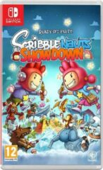 Warner Bros. Entertainment Warner Bros Interactive Scribblenauts Showdown, Switch Duits, Nederlands, Engels, Frans, Italiaans, Portugees