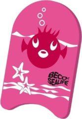 BECO-Beermann Beco Sealife Zwemplank Drijfplank Roze - 34 cm