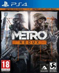 Deep Silver Metro Redux - PS4