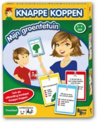 Knappe Koppen - Mijn groentetuin - Bordspel University Games