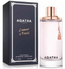 Agatha Paris Camomila Intea Agatha L'Amour A Paris Eau De Toilette Spray 100ml