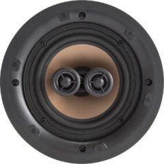 Witte ArtSound HPRO550, happi, 2-weg inbouw LS stereo, rond, 10-10