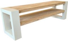 Wood4you Deze Schoenenkast IsGemaakt Van Mooi Massief Eikenhout Staat In Ieder Interieur.