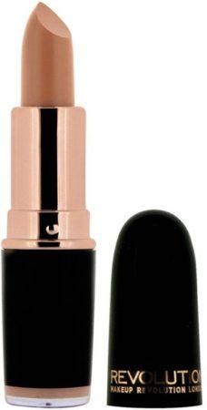 Afbeelding van Huidskleurige Makeup Revolution Iconic Pro Lipstick - Absolutely Flawless
