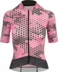 Roze Bioracer Epic Jersey Women Camo Dot Giro XL