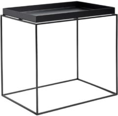 Zwarte Hay Tray Table salontafel zwart side