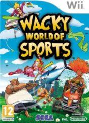 Sega Games Wacky World of Sports /Wii