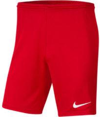 Rode Korte Broek Nike Park III Knit Short NB