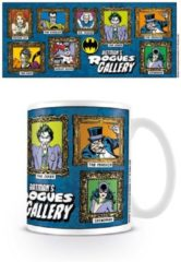 Witte DC Comics Dc Originals Batman's Rogues Gallery - Mok