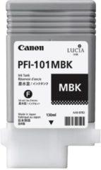 Zwarte Canon PFI-103MBK - Inktcartridge / Mat Zwart