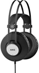 AKG Harman K72 Studio Koptelefoon Over Ear Zwart, Zilver