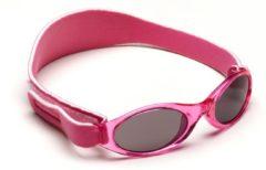 Baby Banz BabyBanz UV zonnebril Kinderen - Roze - Maat 0-2 jaar