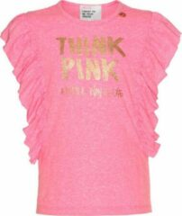 Mim-pi Meisjes T-shirt - Roze - Maat 146