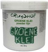 Cruydhof Groene klei uitwendig 150 Gram