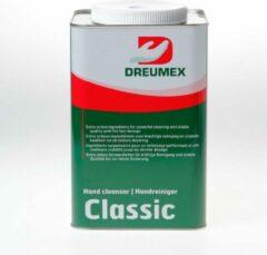Dreumex Handreiniger gel rood classic 4.5 liter