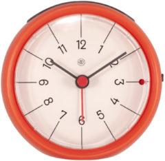 NeXtime Alarmklok nXt Otto Ø 9,5 x 3.8 cm oranje