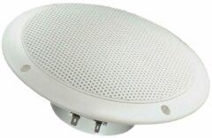 Witte Visaton luidsprekers Full-range luidspreker zoutwaterbestendig 16 cm
