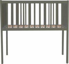 Prénatal Basis Wieg - Kinderbed - Kinderkamer Accessoires - 40 x 80 cm - Donkergrijs